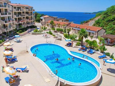 Photo for For your peaceful vacation in an exclusive part of Budva.  200 m from beach