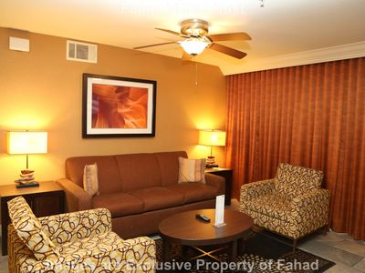 Photo for 2 Bedroom Luxury Condo only 1 Block from Las Vegas Strip