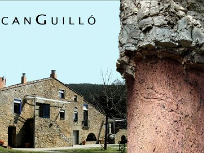 Photo for Rural apartment Can Guilló for 4/6 people