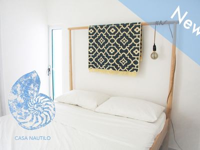 Photo for CASA NAUTILO - A terrace with a Sea