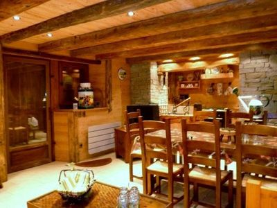 Photo for Chalet Arêches-Beaufort, 2 bedrooms, 6 persons