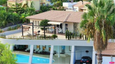 Photo for Modern Villa With Large Private Pool In Santa Ponsa