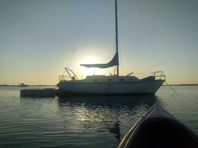 Photo for Greet the Sunrise from your boat!