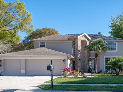 Photo for NEW LISTING SPECIAL $200 OFF NIGHTLY - ELEGANT PRIVATE 5 BDR POOLHOME