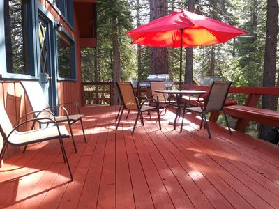 Photo for Classic Tahoe Chalet Updated - Cozy & Quiet 3 BR,  Close to Everything!