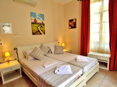 Photo for Studio in Rethymno Old Town,Near the Beach, With Balcony 1
