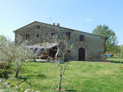 Photo for Maremma 3 apartment in Tuscany with big garden and small pool