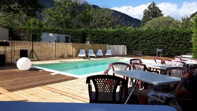 Photo for 2BR Mobile Home Vacation Rental in Châteauroux-les-Alpes, Provence-Alpes-Côte d'Azur
