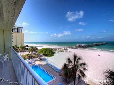 Photo for Sea Oats 305: 3 BR / 2 BA condo in Redington Shores, Sleeps 8