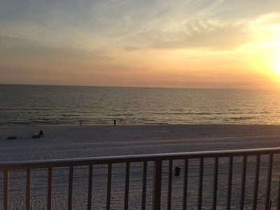 Photo for Nautical Watch Beachfront Condo -- Sleeps Six in Beds!! ** NEW RENOVATION 2018 *