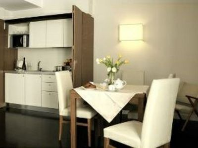 Photo for 708 luxury apartments in Rimini Marina Centro SUITE SUPERIOR 4