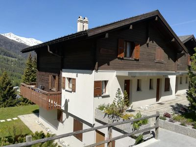 Photo for Holiday apartment Bürchen for 2 - 4 persons with 2 bedrooms - Holiday house