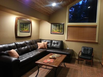 Photo for Full remodel, Heated floors through out, hot tub, WIFI,  family friendly.
