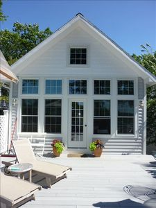 Photo for 3BR Cottage Vacation Rental in Macatawa, Michigan