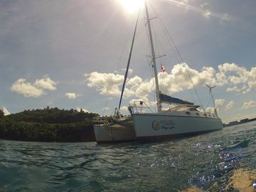 Caribbean Sailing: Reviews say it all!  Get on board this incredible adventure!