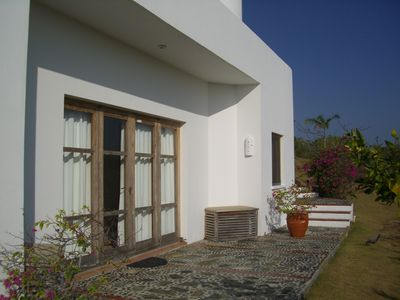 Photo for Comfortable Granny with private pool and splendide Ocean View in Design Villa