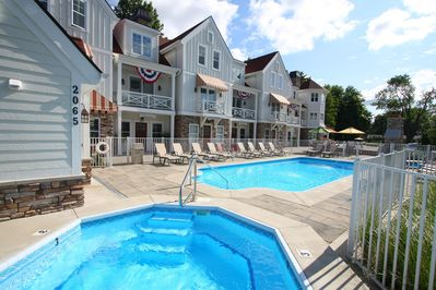 Where your fun begins--The Beach House at Lake Street, in Holland Michigan!