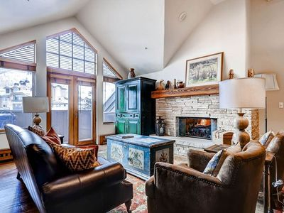 Photo for Mountain home in the heart of Beaver Creek with views of Strawberry Park