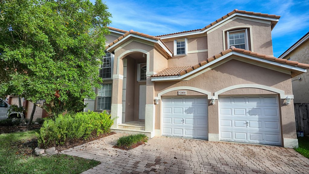 Two Story Miami Home Ideal for Families