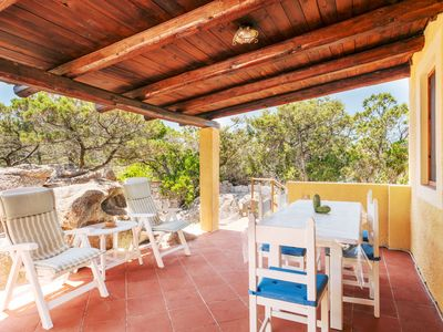 Photo for Holiday Home Close to the Beach with Garden & Terrace; Pets Allowed