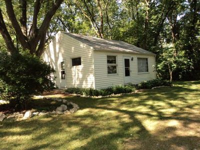 Photo for 100 Yards From Water, Free Dock, Marblehead Cottage @ East Harbor