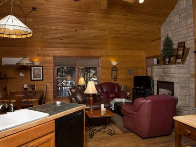 Photo for Harvest Moon Cottages luxury lodging for up to four guests