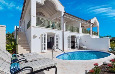 Photo for Villa at Exclusive Royal Westmoreland Golf Resort, Pool Deck, Gym and Large Communal Pool