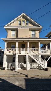 Photo for Charming Beach Block Upper Cottage - 867 Delancey Place