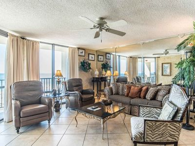 Photo for Oceanfront Condo Rental in Orange Beach ~ Community Amenities including Pool and Tennis Courts
