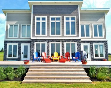 Photo for Comfortable Modern Living Amenities Await In Beautiful PEI Riverview Villa