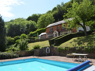 Photo for Riversdale Lodge is set in the heart of Symonds Yat overlooking the River Wye.