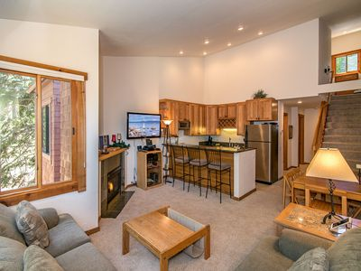 Photo for Prime 2BR w/ Updated Kitchen, Steps to Northstar Village -  Ski-In/Ski-Out