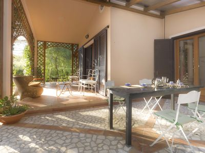 Photo for Porto Azzurro - Detached house with garden
