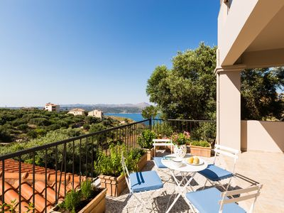 Photo for Villa Alysso-near beaches and Chania, shared pool