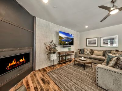 Photo for Gorgeous 5 Bedroom Home - Short Walk To Lake Tahoe