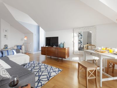 Photo for Sky Penthouse - One Bedroom Apartment, Sleeps 4