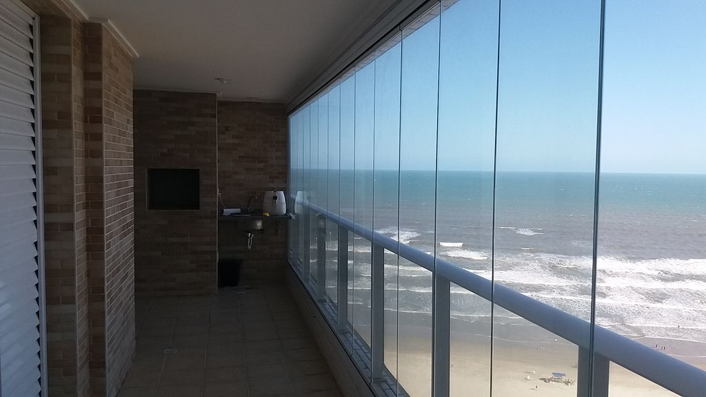 Apto 3 Bed (1 Suite) Ocean Front [The True Foot in the Sand]
