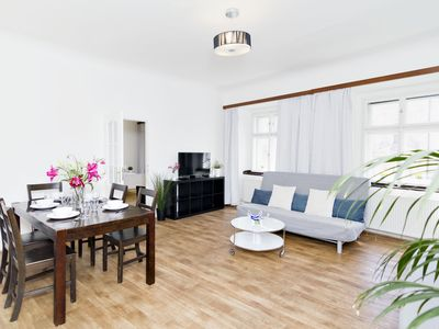 Photo for 2BR spacey - great deal minutes walk from Old Town and Wenceslas Square
