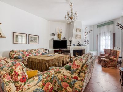 Photo for Boutique Holiday Home in Higuera de la Sierra with Terrace
