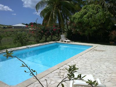 Photo for 1BR Bungalow Vacation Rental in RIVIERE-SALEE, MARTINIQUE