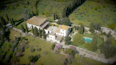 Photo for A LUXURY VILLA ON THE HILLS OF FLORENCE