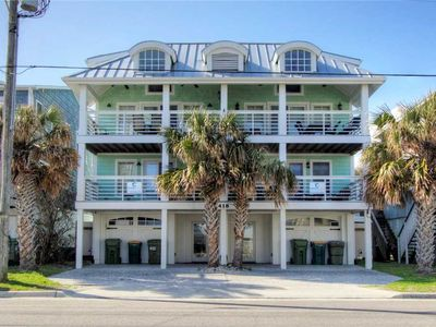 Photo for Aloha From Kure South: 6 BR / 4 BA duplex - 1 side in Kure Beach, Sleeps 16