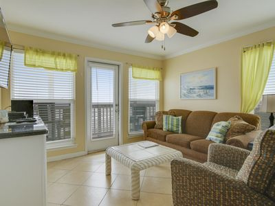 Beach Front 2nd floor - Serenity of the ocean waves lull you to sleep (1208)