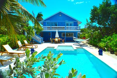 Grace Bay villa rental Hideaway near the Bight Reef - Sleeps 6