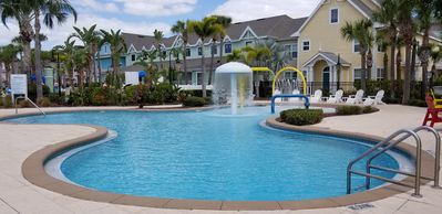 Photo for Brilliant - 2 Bed Condo, 1.5 Miles From Disney!  - Runaway Beach Club Resort.