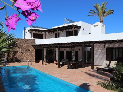 Photo for Boutique Spa Villa/Fully Heated Resort Style Pool, Hammam, Trop Garden + WiFi