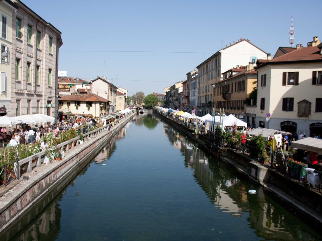 Milan appartement magolfa navigli quartie homelidays for Le voyage milano