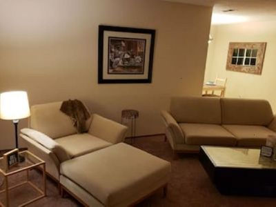 Photo for SPACIOUS 2 BED 1.5 BATH UPSTAIRS CORNER UNIT WITH AWESOME NATURAL SUN LIGHT.
