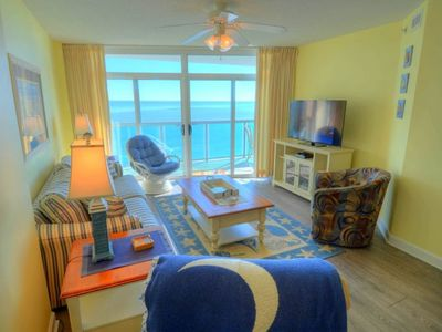 Photo for Crescent Keyes - 1203 Gorgeous 2-bedroom, 2-bathroom condo in Crescent Keyes!