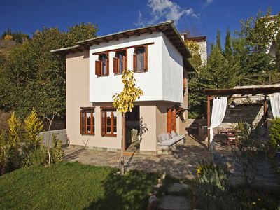 Photo for PELION HOMES | Villa DIONI relax in a peaceful villa w/ a small cooling pool